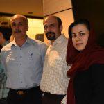مازیار محمدی نژاد و همسرش لیلا پایداری