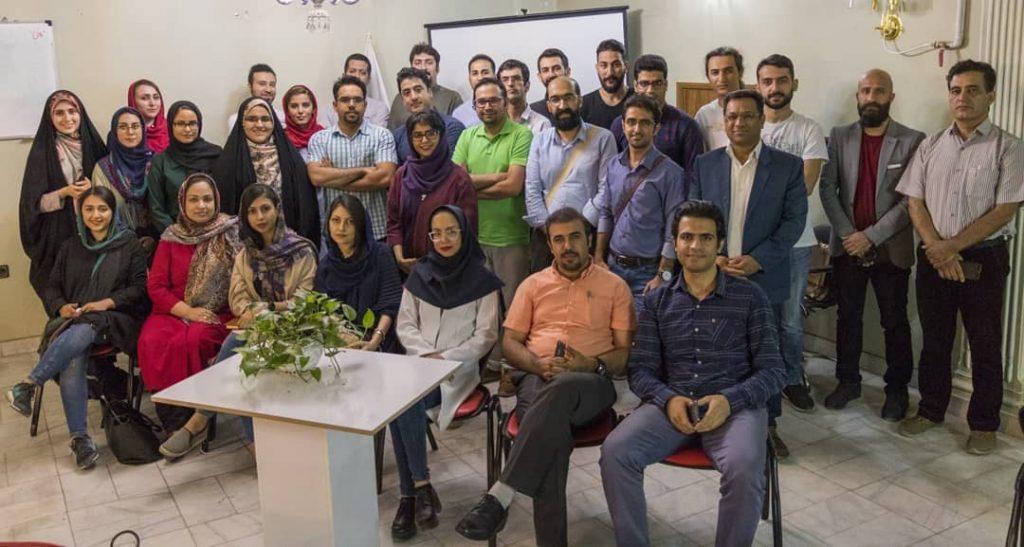 نشست های یوایکس شیراز