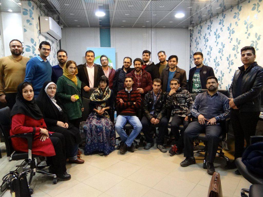 نشست های شیراز مارکتینگ